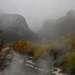 осень в горах Чанбаньшаня
