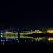 Панорамный вид на Новгородский Кремль и реку Волхов