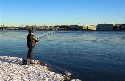 сайт питер рыбак