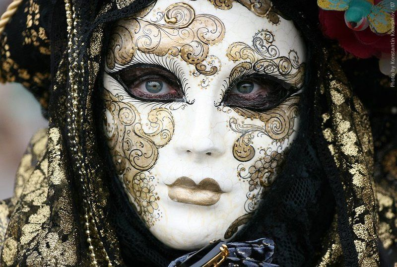 Италия, Венеция, Карнавал, Маски, Italy, Venice, Venezia, Mask, carnival, carnevale Венецианский карнавалphoto preview
