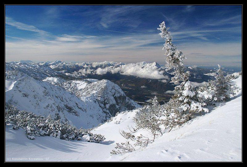 Австрия, Зальцбург, Austria, Salzburg, Унтерсберг, Untersberg, Альпы, Alps, горы Австрийские Альпы (Зальцбург)photo preview