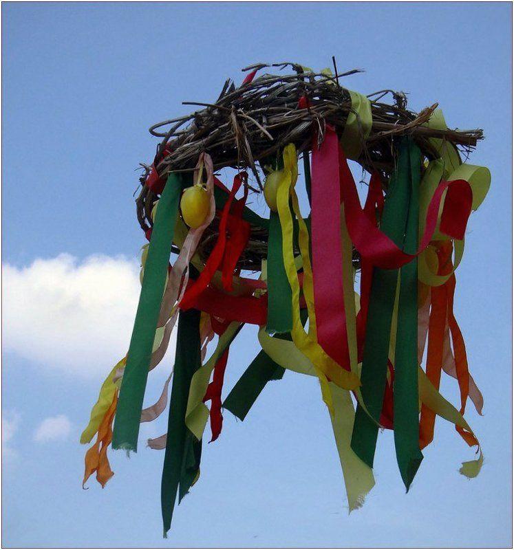 foto liubos,  пасха. венец, праздник ..воистину воскрес...Happy Easter!  Frohe Ostern!photo preview