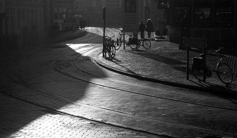gent, belgium, o4spok В городе спящих велосипедов...photo preview