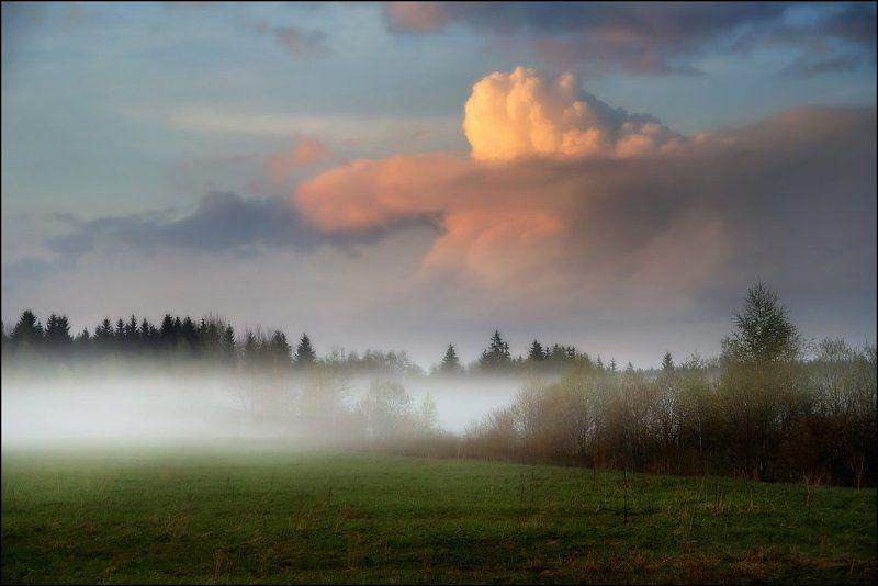 Кобринский туман..photo preview