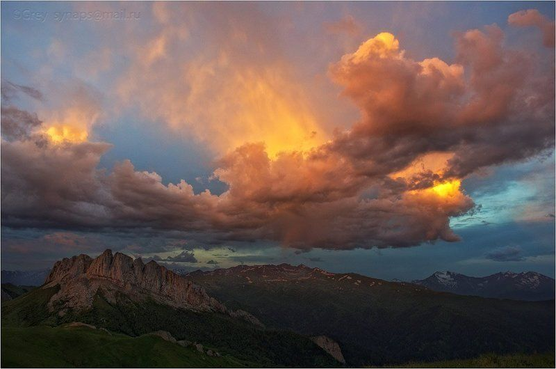 Небесный огоньphoto preview