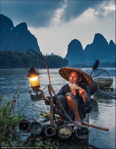 популярные рыбаки