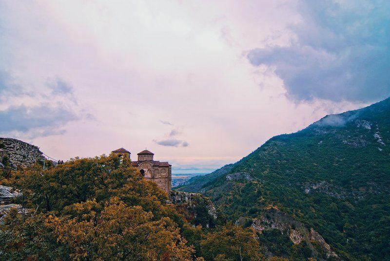 Болгария, Асенова крепостьphoto preview