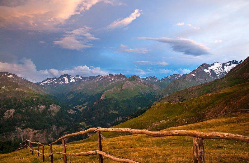 Гроссглокнер альпы Альпы 2photo preview