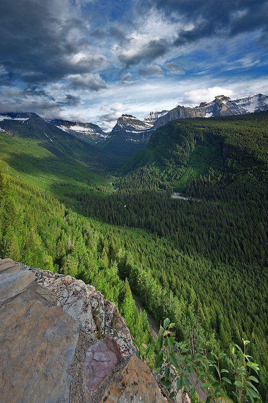Национальный заповедник Glacier, Montanaphoto preview