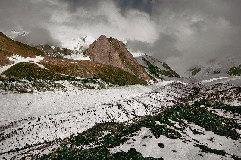 Памир. ледники Такой разный Памирphoto preview