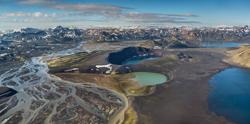 исландия Страна озер и вулкановphoto preview