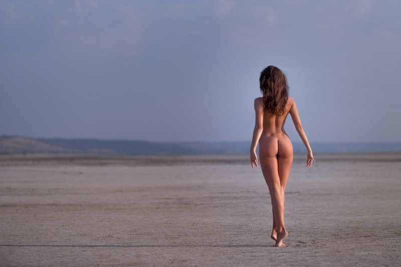 Andrey Stanko, Naked, Nude Desert Beautyphoto preview