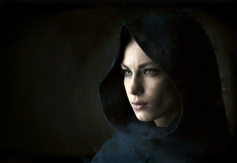 девушка, и, тьма The Dark is Nighphoto preview