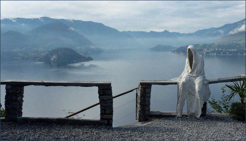 италия Призрак озера Комоphoto preview