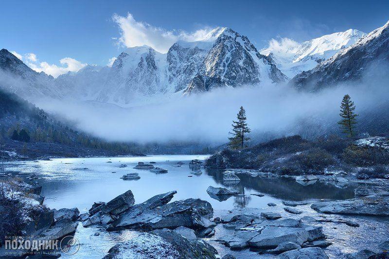 Утро на Верхнешавлинском озереphoto preview