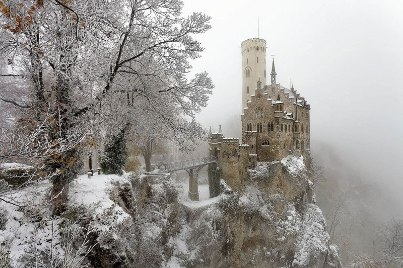 Lichtenstein Castle..photo preview