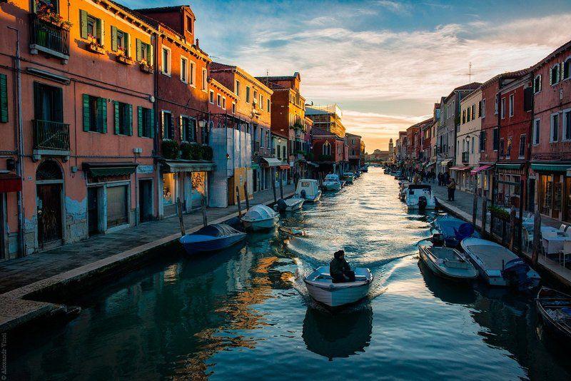alexandr vinci, александр винчи, венеция, италия, мурано Венецианские зарисовкиphoto preview