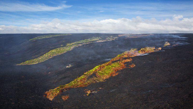 Про то, как не удалось увидеть действующий вулкан.photo preview