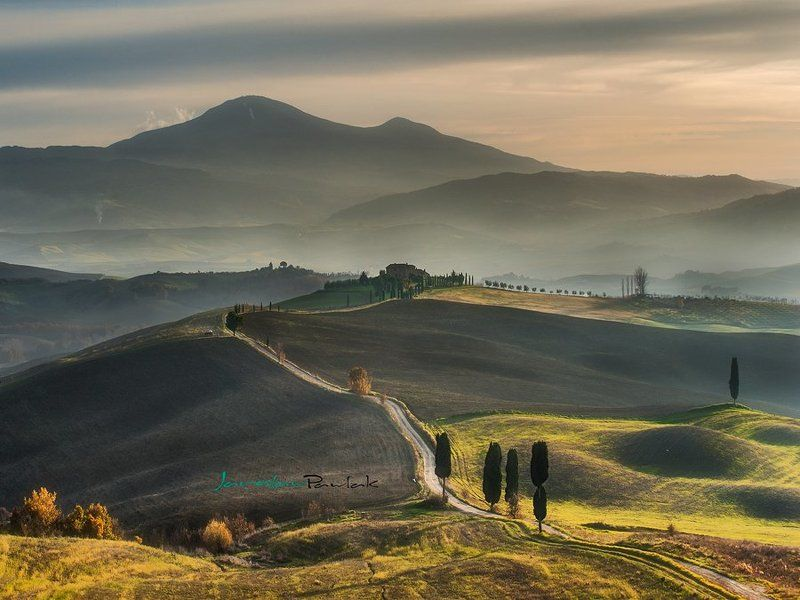 On the Tuscan Wayphoto preview
