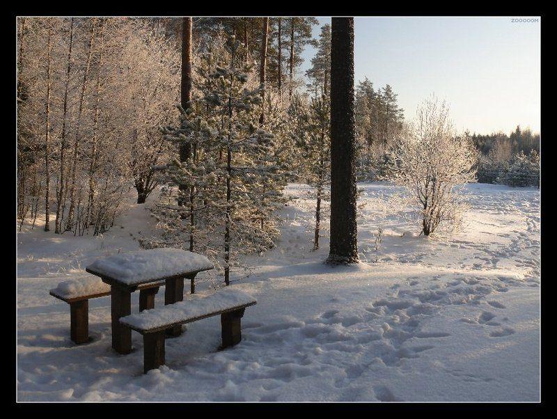 зима Морозный уютphoto preview