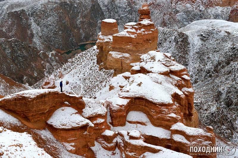 Долина замков. Чарынский каньон. Казахстан.photo preview