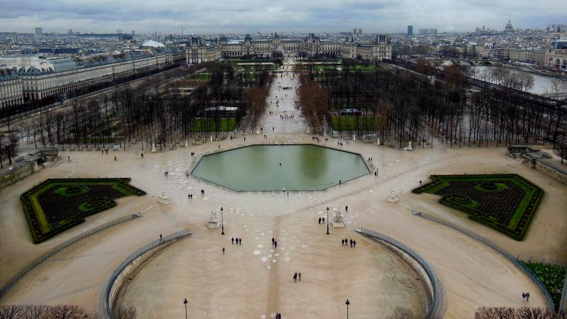 Paris en Fevrierphoto preview