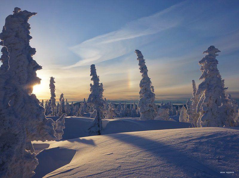 Сибирский мотивphoto preview