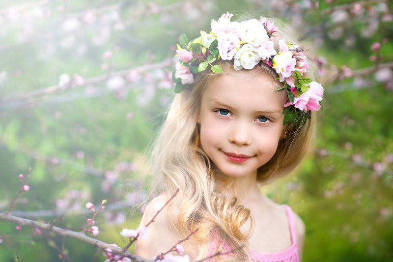Юная веснаphoto preview