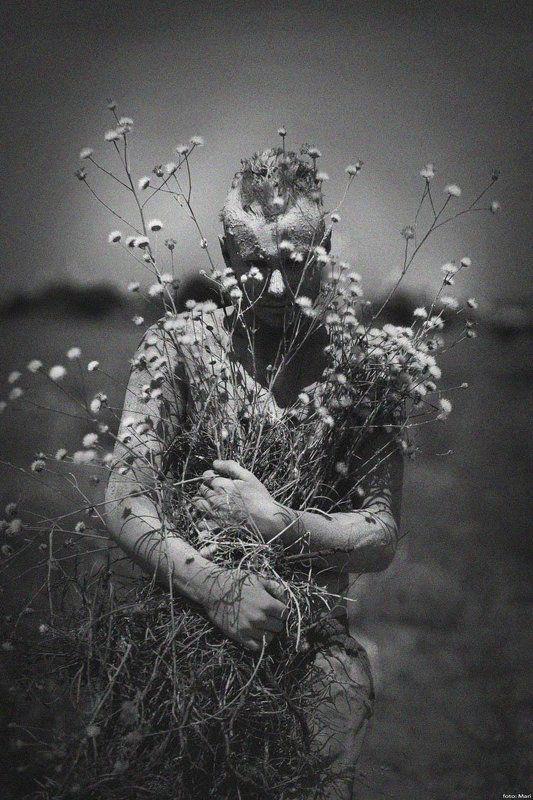 я собрал тебе цветы ..photo preview