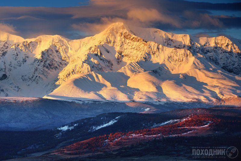 Северо-Чуйский рассветphoto preview