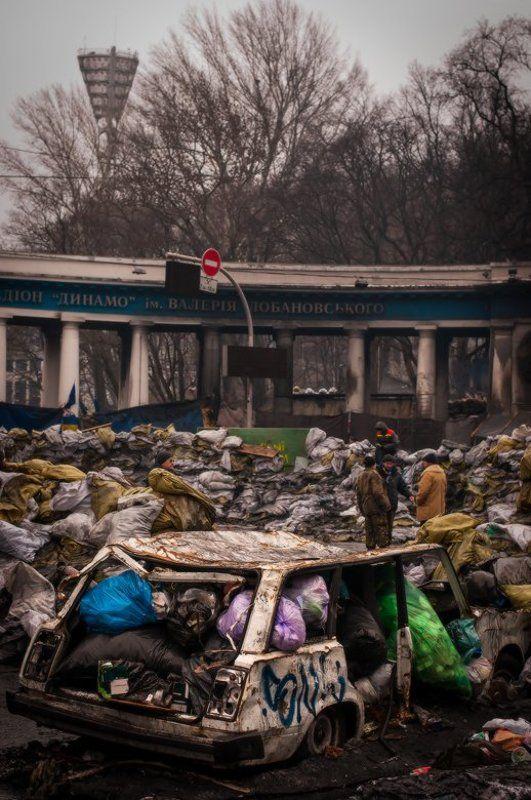 Киев,Грушевского...photo preview