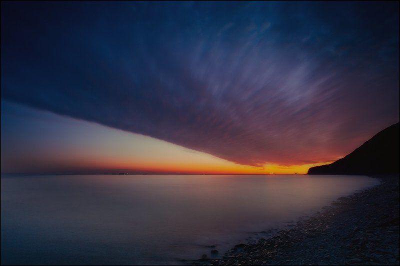 Закат на Заречнойphoto preview