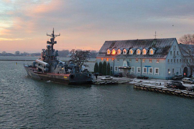 Утренняя балтийскаяphoto preview