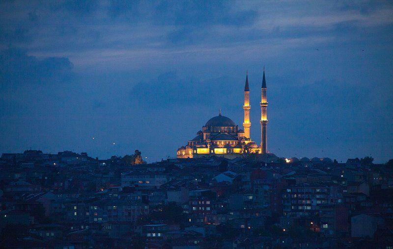 Вечер в Стамбулеphoto preview