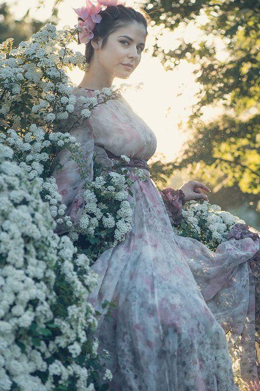 Весна, Солнечный свет, Цветы particles of lightphoto preview