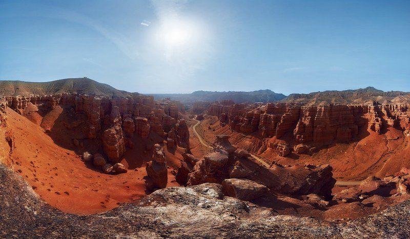 Алтын-Эмель, Казахстан, Чарынский каньон, Чарынский национальный парк Чарынский каньон.photo preview