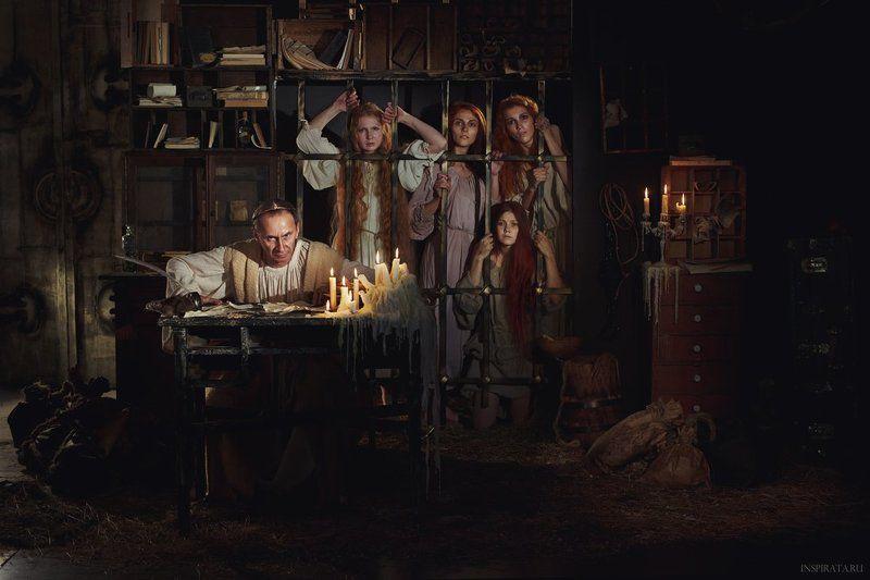 Тайная Жизнь Инквизитора Крамераphoto preview