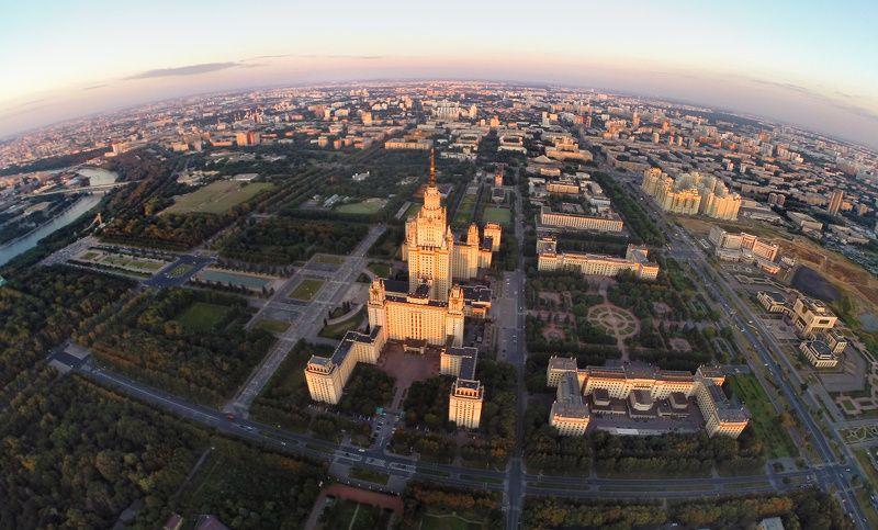 Доброе утро, Москва!photo preview