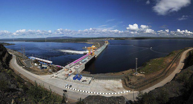 Богучанская ГЭСphoto preview