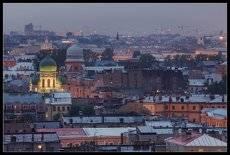 ... про вечер в Петербурге...