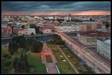 про вечер в Петербурге...