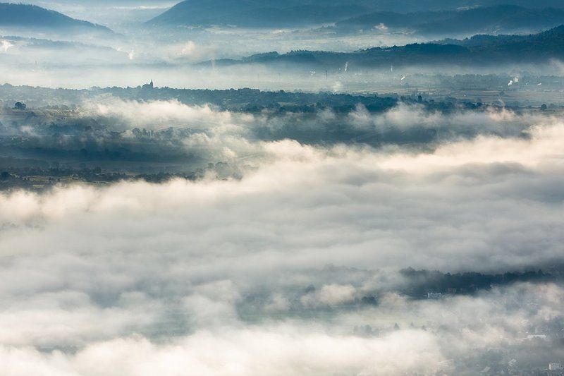 Above the clouds ...photo preview