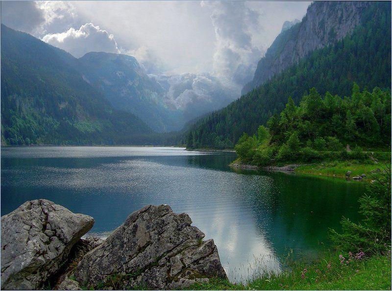 На озере летоphoto preview