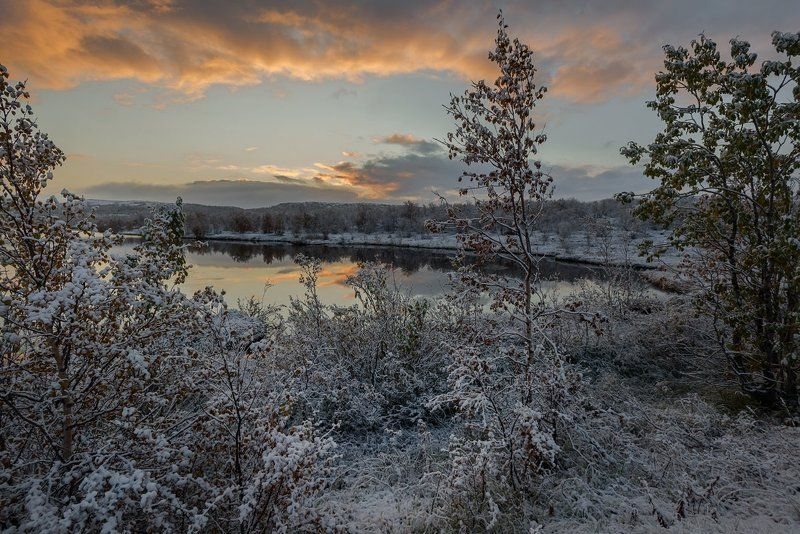 ...первый снегphoto preview