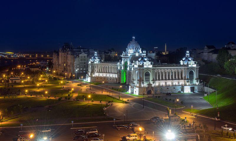 Казанская ночьphoto preview