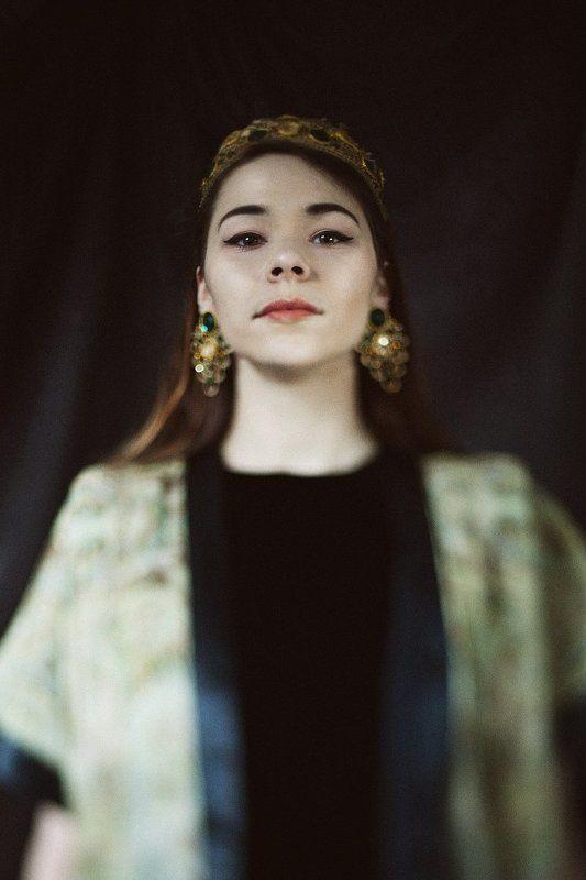 Корона, Мантия, Серьги ***photo preview