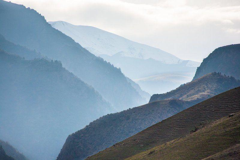 Горы Кыргызстанаphoto preview
