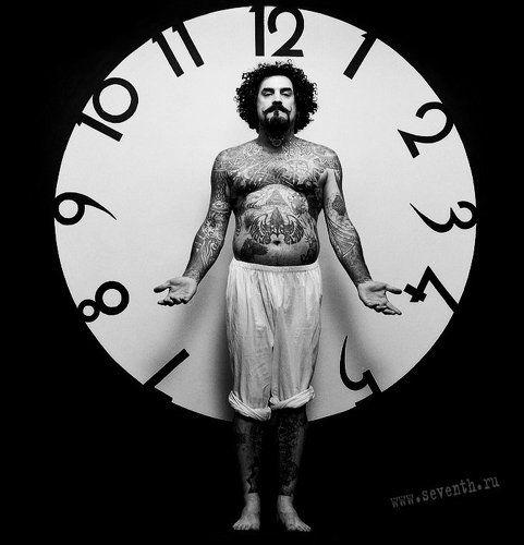 Час пик.