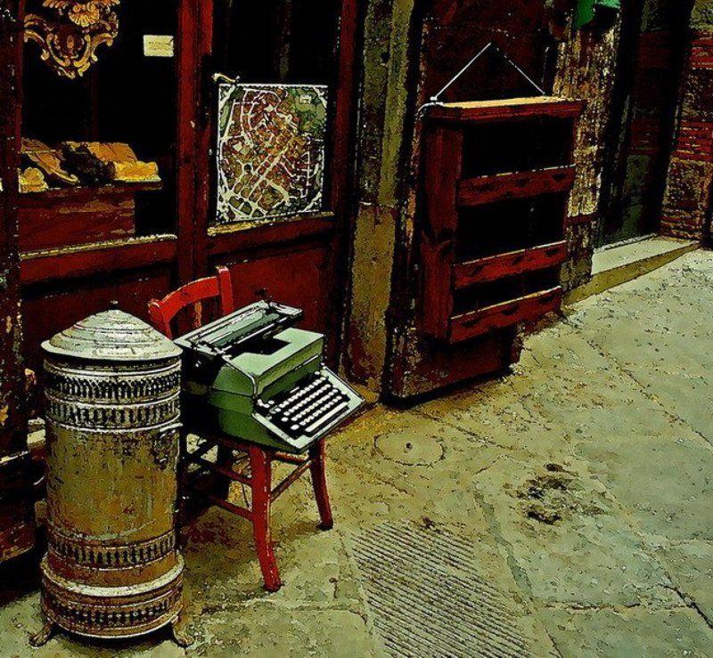 ареццо,тоскана,улочка StarьЕphoto preview