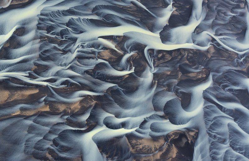 Абстрактная живопись природы.photo preview